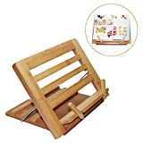 Pezin & Hulin Bamboo Book Stand Image
