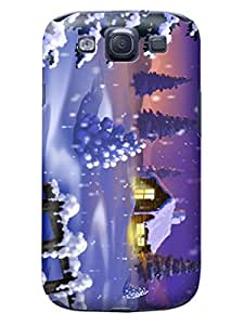 lorgz DIY Your Unique fashionable phone case and cover with New Style Patterns For Samsung Galaxy s3
