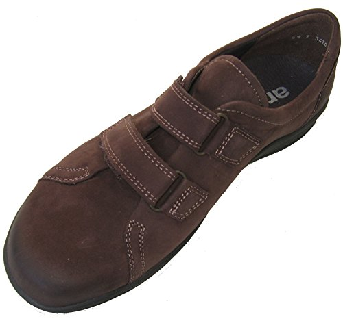 G Ara Nevada GES Marrone scarpe donna 47706 larhezza 12 q0qwOa