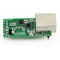 4 pcs USR-TCP232-T2 Serial Tiny TTL UART to Ethernet Converter TCP/IP Module - Support DHCP/DNS