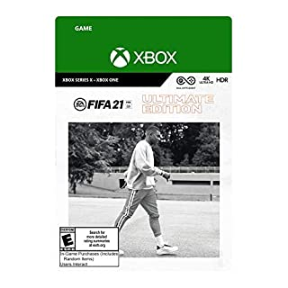 FIFA 21 Ultimate Edition – Xbox Series X|S – Xbox One  [Digital Code]
