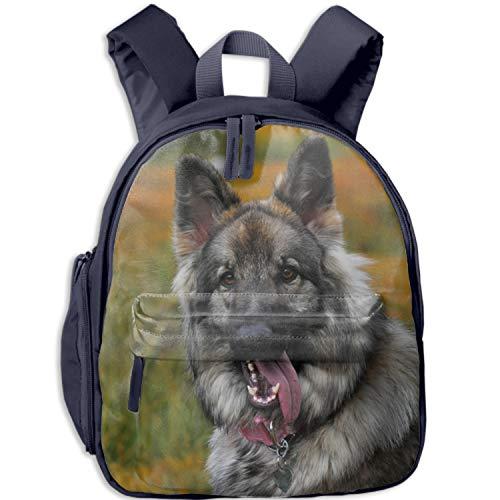 Most Popular Sturdy Shepherd Dog Padded Backpack for