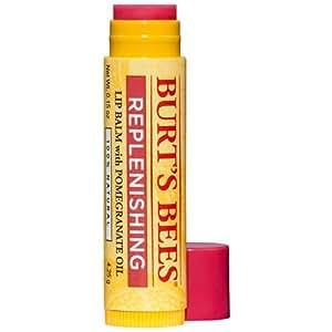 Burt's Bees Lip Balm, Pomegranate Oil, 0.15 Ounce