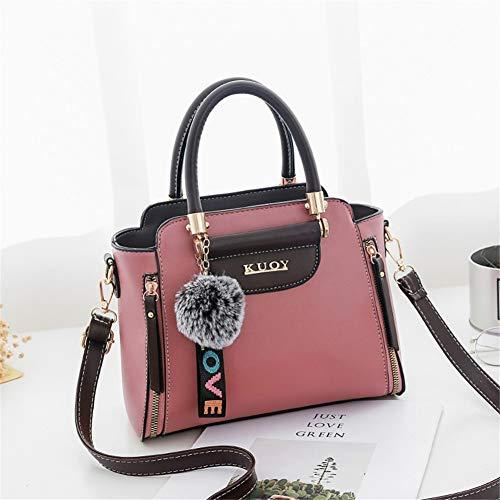 damestas sfeervolle 5 Lidoudou herfst dames 26 cm winter handtassen en draagtas veelzijdige mode eenvoudige en cm schoudertas 12 1dAdaq