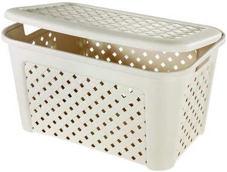 38 x 28 x 46 cm Laundry basket Tontarelli 30 L