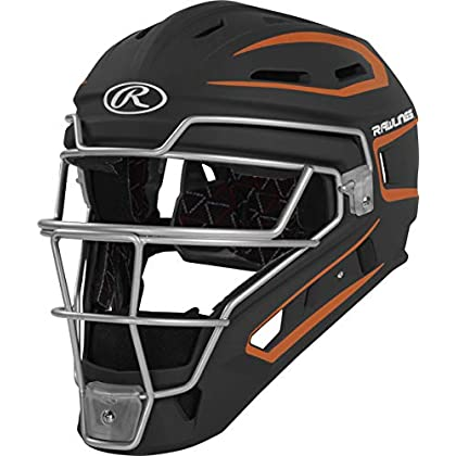 Image of Catcher Masks Rawlings Velo Series 2.0 Two-Tone Baseball Catcher's Helmet