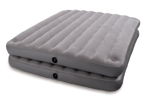 Intex 2-in-1 Queen Airbed