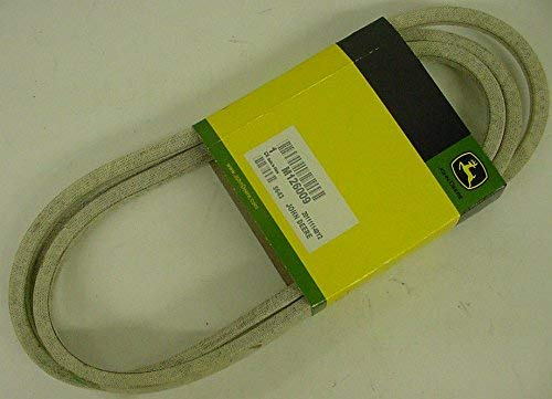 - John Deere M126009 Genuine OEM Traction Drive Belt LT155 LT166 Engine 2 Tranny