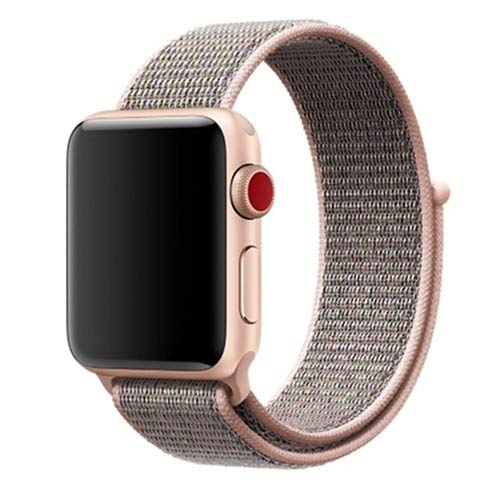 Amazon.com: Sport Loop Strap for Apple Watch Band 4 42mm ...