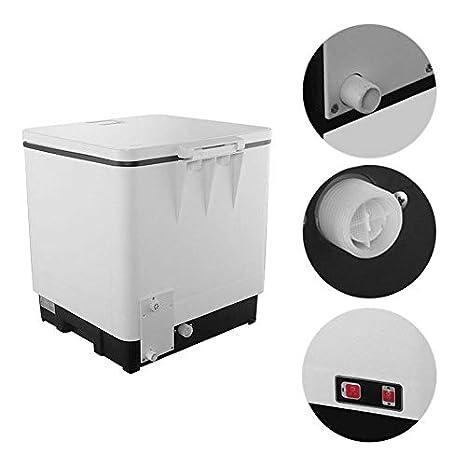 Amazon.com: Lavavajillas compacto de encimera, mini ...