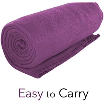 Amazon Com Ultra Soft Cozy Plush Fleece Warm Solid Colors