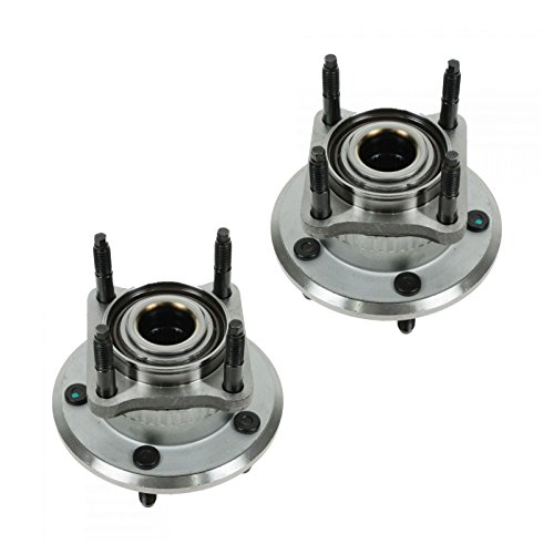 Wheel Bearing & Hub Assembly Rear Pair for Jeep Commander Grand Cherokee ()