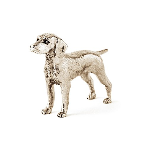 Hungarian Vizsla Made in UK Artistic Style Dog Figurine Collection