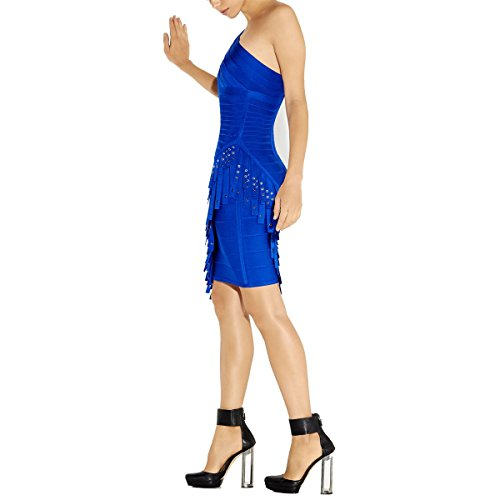 HLBCBG Blau Kleid HLBCBG Damen Kleid Blau Blau Damen Uzq5c0w