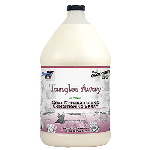 Detangler Gallon - Double K Industries Groomers Edge Tanglesaway Gallon
