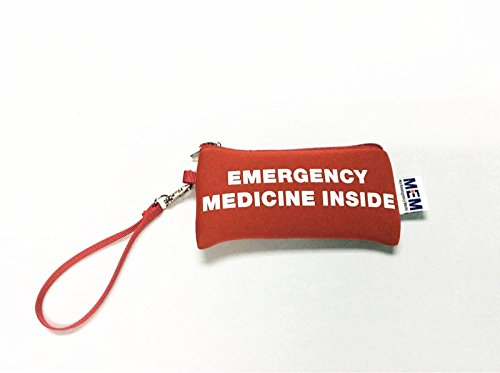 Emergency Medicine Bag (X-Small-Red)