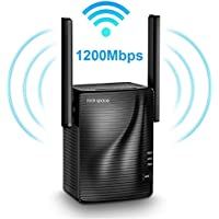 Rock Space AC1200 1200Mbps Dual-Band Wi-Fi Repeater / Range Extender with Ethernet Port