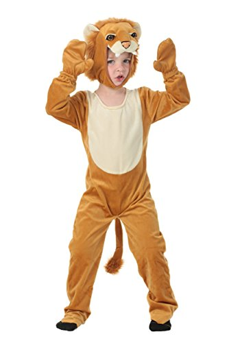 Pretting Toys Company Toddler Plush Lion Costume 2t/4t (Lion Costume 2t)