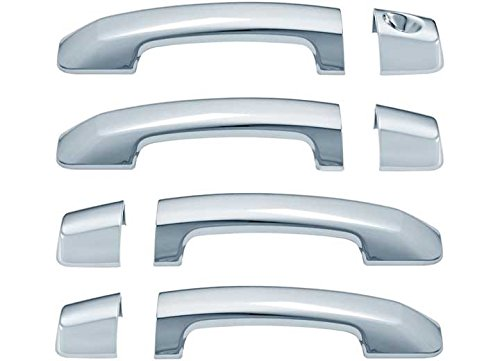 CCi DH68510B Door Handle Cover Chrome