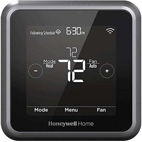 Honeywell Home RCHT8610WF2006/W, T5 Smart Thermostat, Black