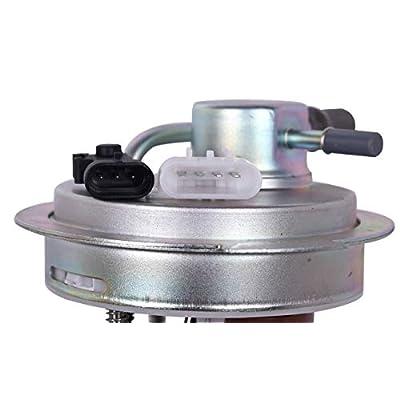 Bapmic E3684M Electric Fuel Pump Module Assembly with Sending Unit for Chevrolet GMC Silverado Sierra 1500 2004-2007: Automotive