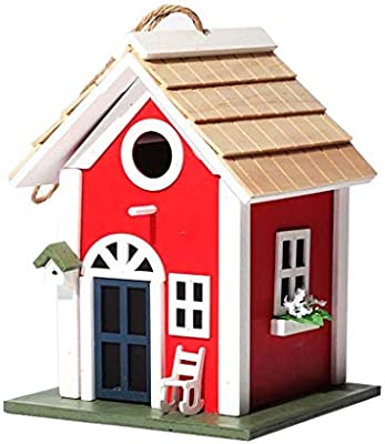 Birdhouses GONADecoración del Patio Jaula de anidamiento de la ...