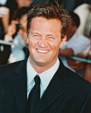 Click for larger image of MATTHEW PERRY 24x36 COLOR POSTER PRINT