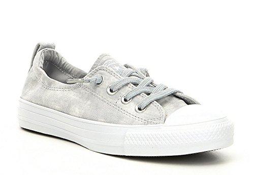 Converse Chuck Taylor All Star Shoreline Slip Wolf Grey/White/White Womens 7.5 Converse Chuck Taylor All Star Slip
