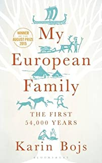 Book Cover: My European Family: The First 54,000 Years