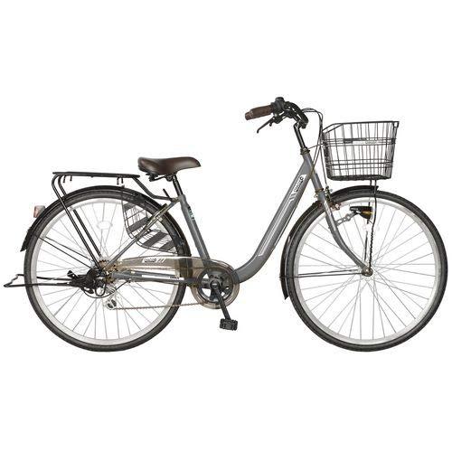 空気入れ不要 エアレスタイヤ搭載自転車 ファッション軽快車 TypeC FS-CC276C-HDR-   B07RYPPD3Y