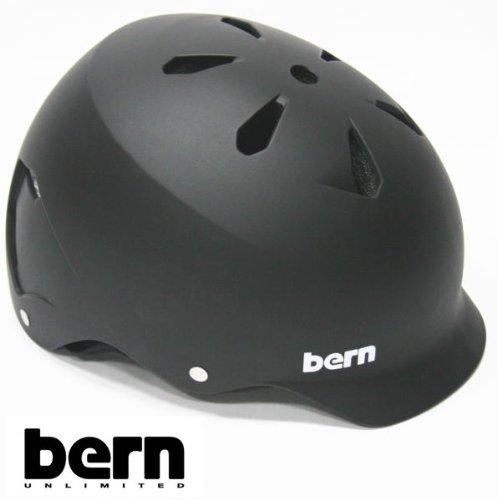 【大特価!!】 bern(バーン) bern XXXL(62-63.5cm) B0762JTNQ4 ヘルメット Black WATTS オールシーズンモデル Matte Black ジャパンフィット ワッツ 自転車 BMX スケボーヘルメット バーン ヘルメット B0762JTNQ4 XXXL(62-63.5cm), まんまる堂:668e57db --- a0267596.xsph.ru