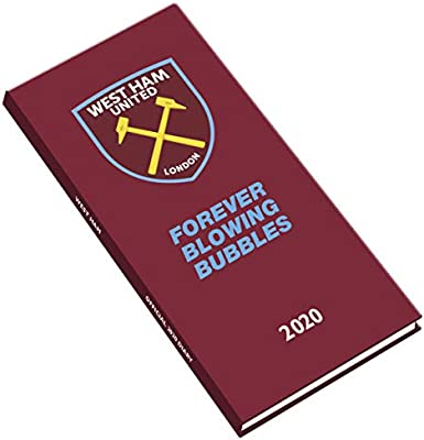 The Official West Ham United FC Pocket Diary 2020: Amazon.es: West ...
