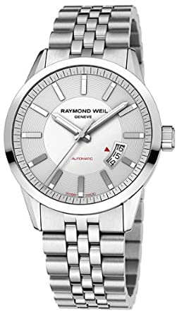 amazon com raymond weil freelancer men s automatic watch 2730 st