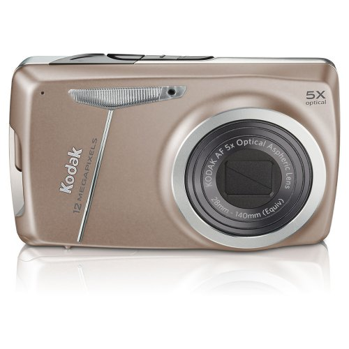 kodak-easyshare-m550-12-mp-digital-camera-with-5x-wide-angle-optical-zoom-and-27-inch-lcd-tan
