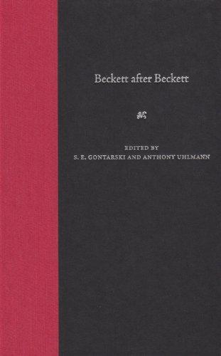 Download Beckett after Beckett (Crosscurrents) PDF