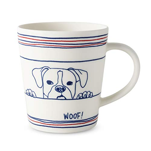 Royal Doulton ED Dog Mug