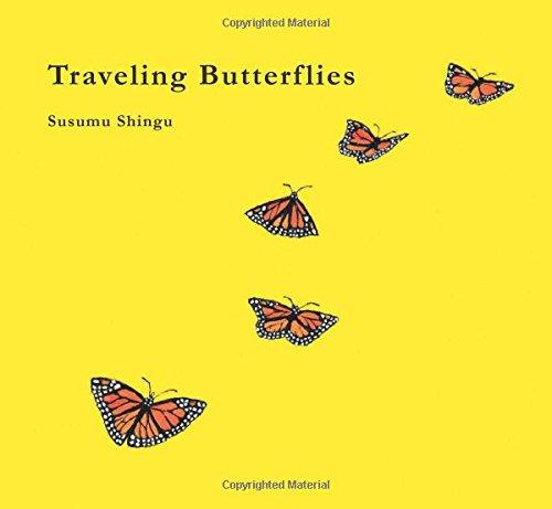 Traveling Butterflies: Susumu Shingu: 9781771471480: Amazon.com: Books
