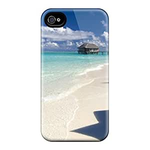 AnnetteL Hard Case Cover Relax Beach Beautiful Beauty Protector For Samsung Galaxy S6 Case Cover