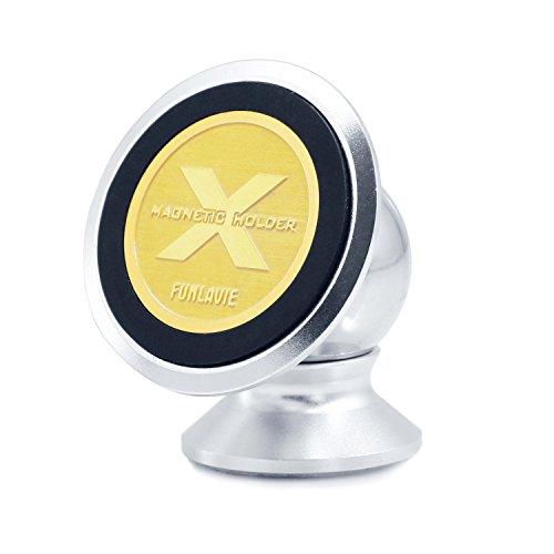 FunLavie Cell Phone Holder for Car Universal Magnetic Phone