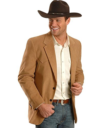 - Circle S Men's Corduroy Sport Coat Short, Reg, Tall Camel 40 R