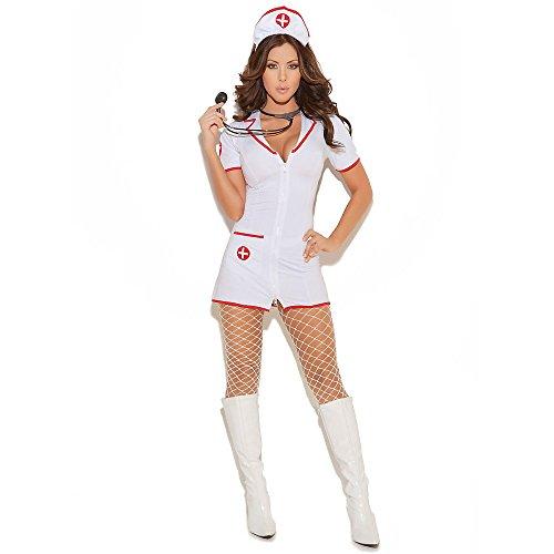 Elegant Moments Women's Head Nurse Costume