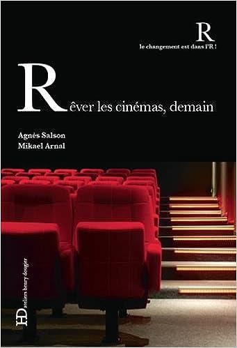 Téléchargement Rêver les cinémas, demain pdf, epub ebook