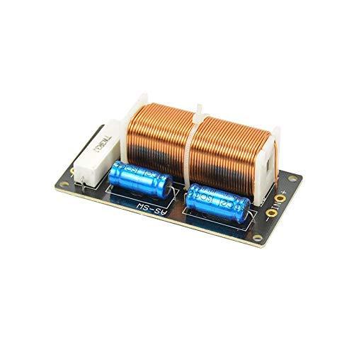Douk 1PC 300/W 4/ /altoparlanti Bass Crossover passivo subwoofer audio speaker divisore di frequenza