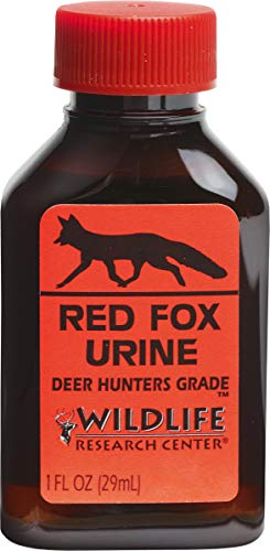 Wildlife Research 510 Red Fox Urine Cover Scent (1-Fluid Ounce)