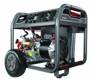 running watt portable gas generator