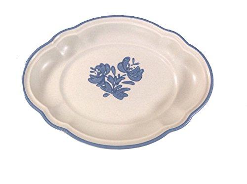 Pfaltzgraff Yorktowne Pattern Relish Dish