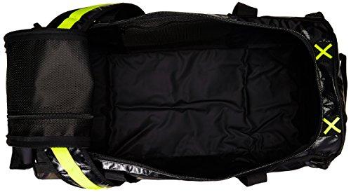 Helly Hansen Sporttasche DUFFEL BAG 50L black/yellow