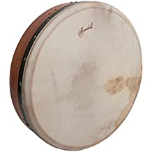 "16"" Red Cedar Bodhran Drum - T-bar"