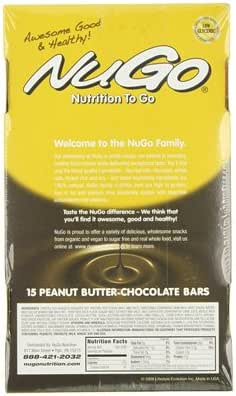 Granola & Protein Bars: NuGo