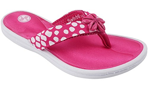 Lindsay Phillips Chrissy Switchflops Donna Sandali Sportivi Rosa Chrissy